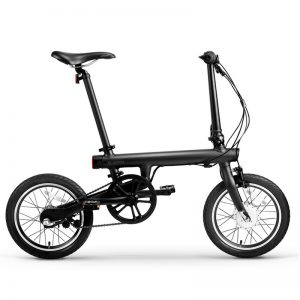Электровелосипед Xiaomi QiCycle Black