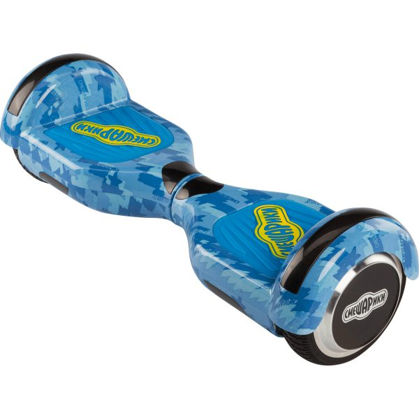 Гироскутер для детей Смешарики 6.5 (Синий)