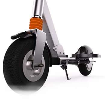 электроскутер airwheel z3 картинка фото