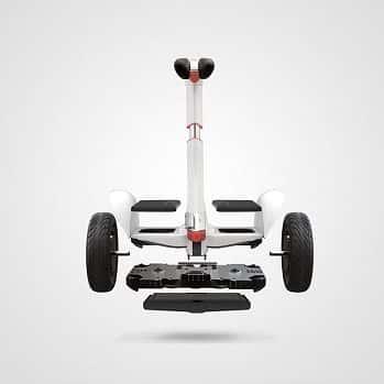 Гироскутер мини сигвей Ninebot mini Pro картинка фото
