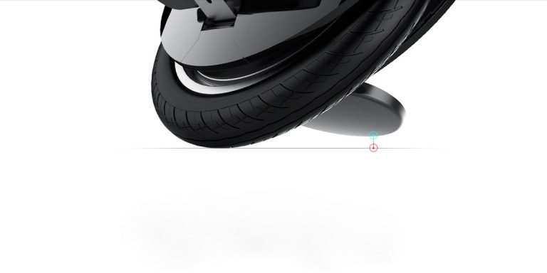 Моноколесо Inmotion V8 480 wh
