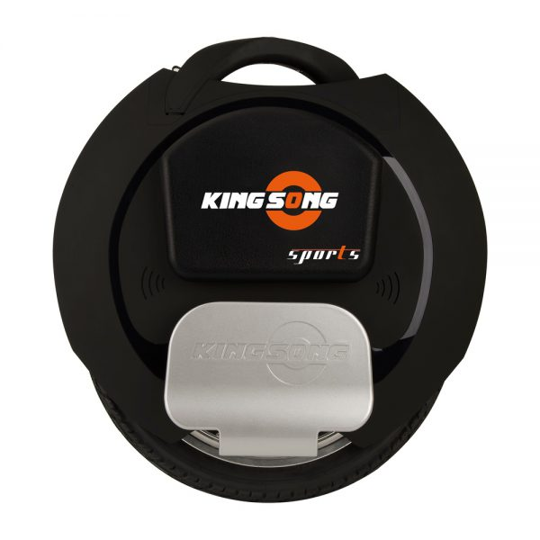 Моноколесо KingSong KS16S 840Wh Rubber Black
