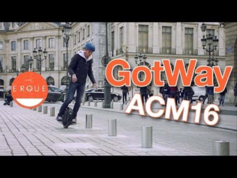 Моноколесо GotWay ACM 680 Wh