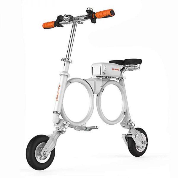 Электровелосипед AirWheel E3 Black