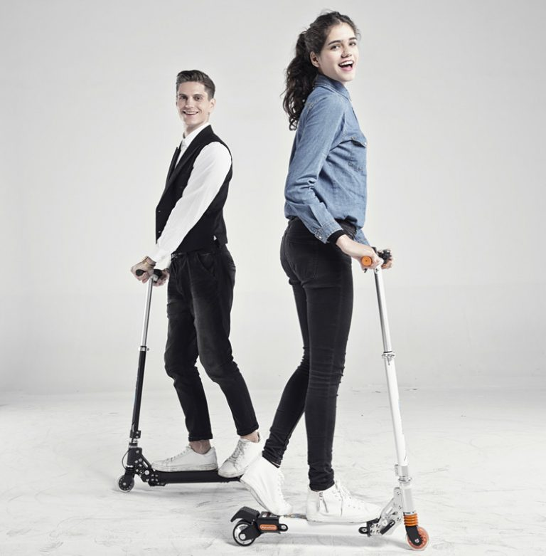 Электросамокат AirWheel Z8 Black