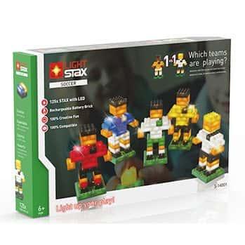 Конструктор Lego Набор футболисты (125 деталей) S14001