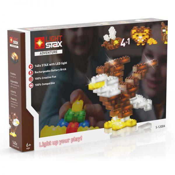 Конструктор Lego Набор птица (140 деталей) S12004