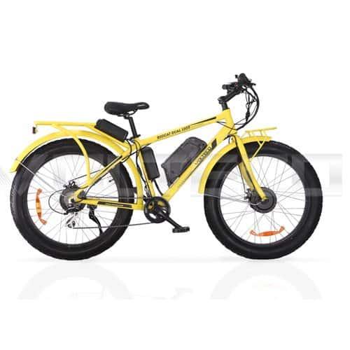 Электровелосипед Bigcat Dual