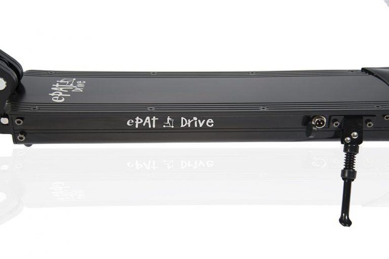 Электросамокат PAT DRIVE S Black