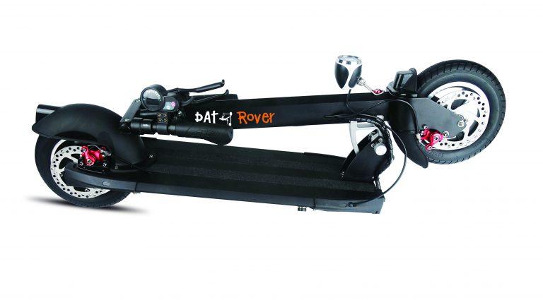 Электросамокат PAT ROVER Black