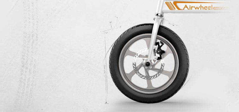 Электровелосипед AirWheel R5 Black