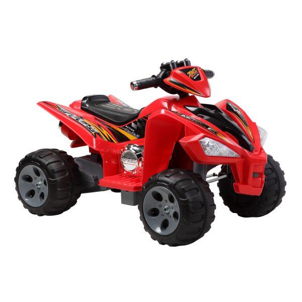 JIAJIA Электроквадроцикл JS007 Red