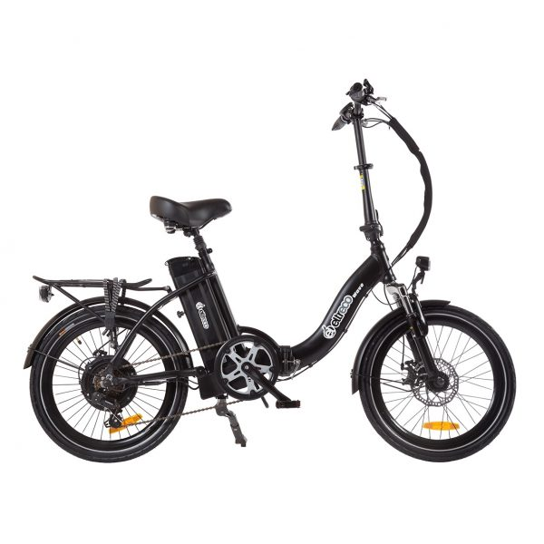 Велогибрид Eltreco WAVE 500W Black Matt