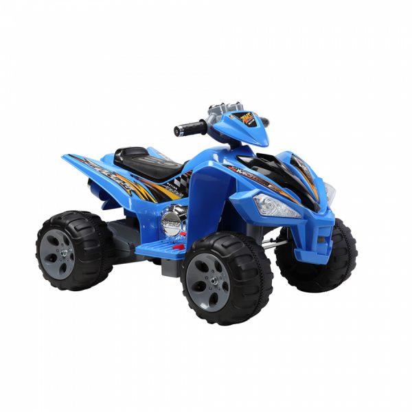 SHINE RING Электро-Квадроцикл ТИГР SR203 Blue