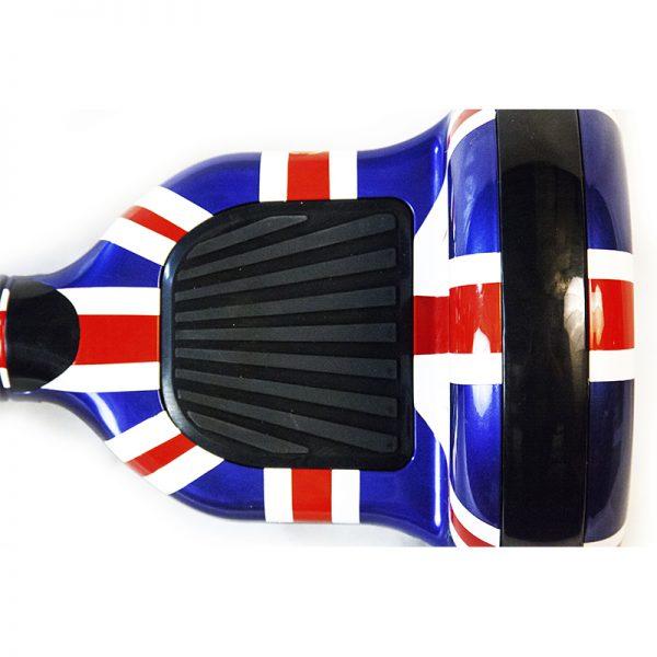 Гироскутер Смарт Баланс 10.5 с моб. приложением и автобалансом (Британский флаг)