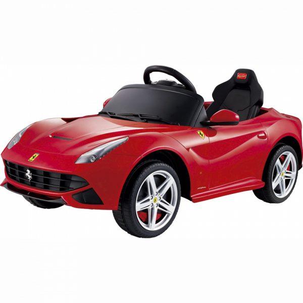 RASTAR Электромобиль R/C Ferrari F12 Red