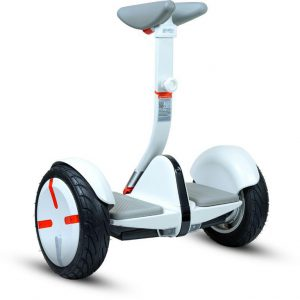 Гироскутер Ninebot by SegWay Mini Pro White Europe Edition