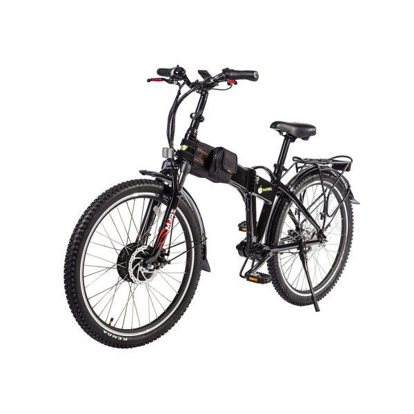 Велогибрид Eltreco PATROL КАРДАН 28 Black