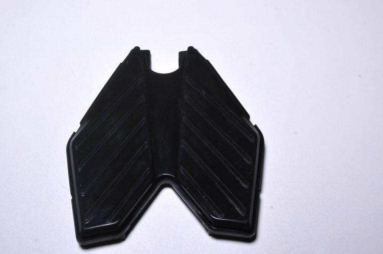 Резиновые подножки для гироскутера Flash/X-Man black