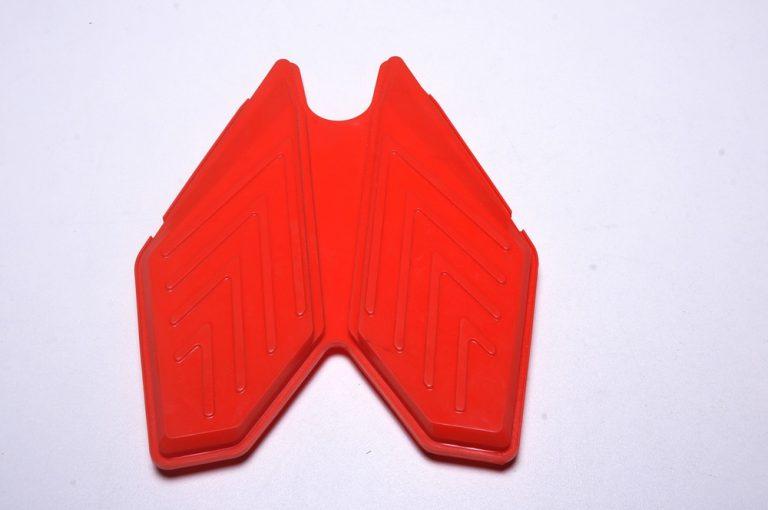 Резиновые подножки для гироскутера Flash/X-Man Red