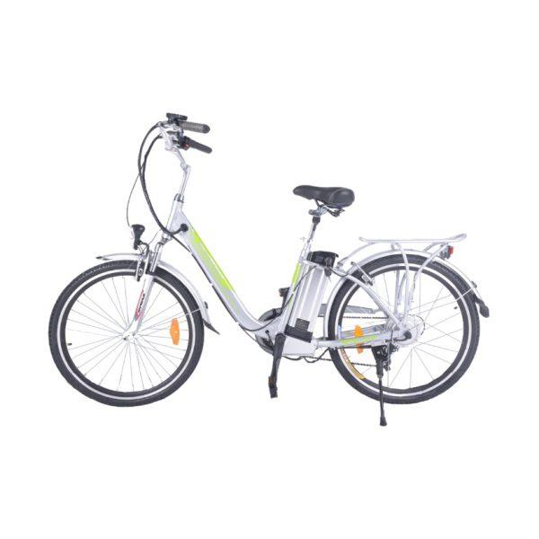 "Велосипед электрический Ecoffect Citybike 26"" (темно-серый)"