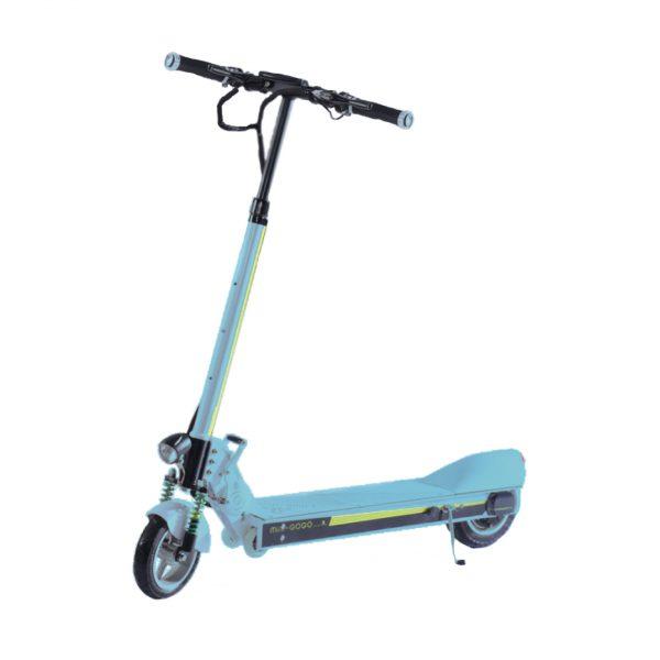 Электросамокат mini-gogo 5 ah голубой