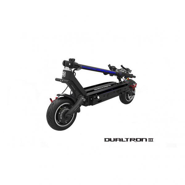Электросамокат Dualtron III black