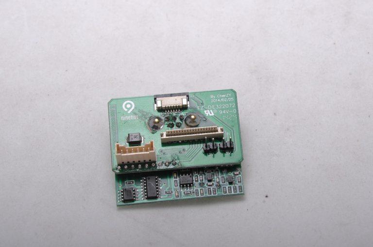 Коннектор зарядки сигвея Ninebot E