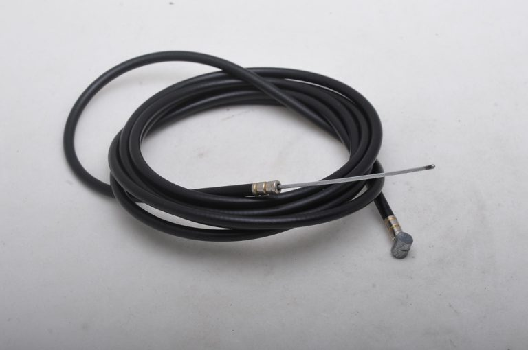 Тормозной трос с рубашкой электросамоката Dualtron2 (задний)