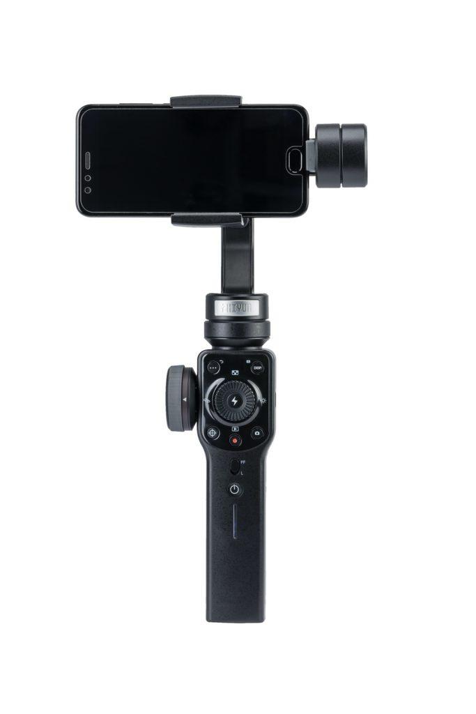 Стабилизатор для смартфона Zhiyun Smooth 4 (белый)