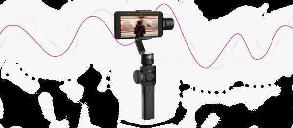 Стабилизатор для смартфона Zhiyun Smooth 4 (черный)