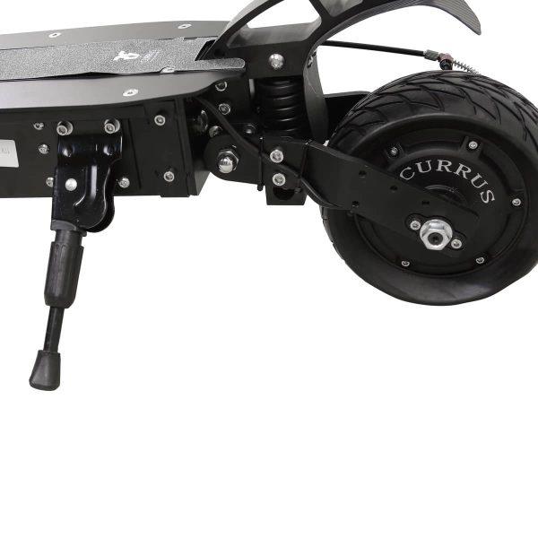 Электросамокат EcoDrift CurruS 8' 48V 21Ah black