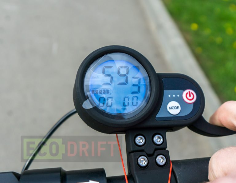 Электросамокат MaxSpeed Mini4 48V, 15,6Ah (черный)