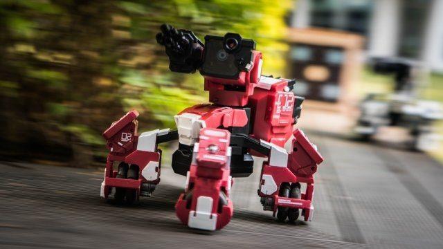 Боевой робот GEIO
