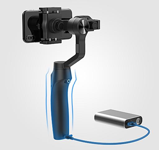 Moza Mini-Mi – стабилизатор для смартфонов