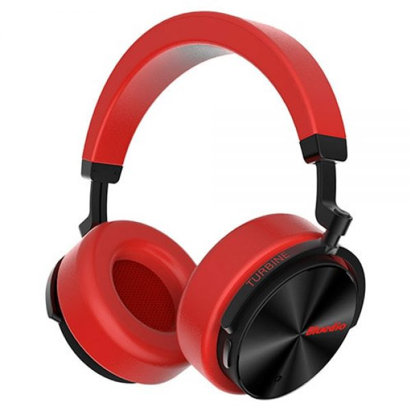 Наушники Bluedio T5(красные)