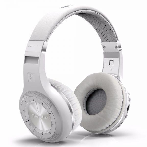 Наушники Bluedio H+ (белые)