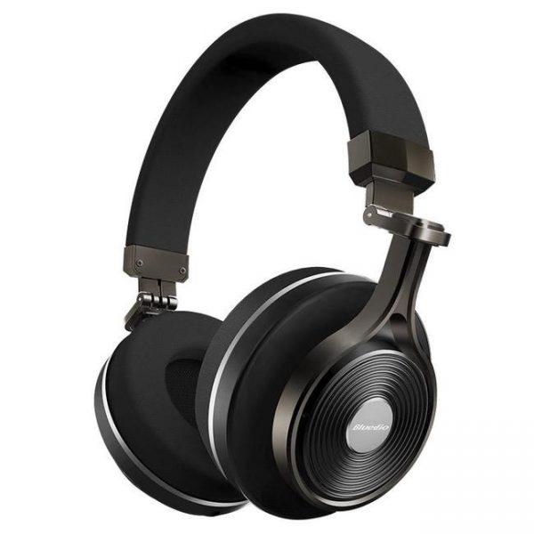 Наушники Bluedio T3+(черные)