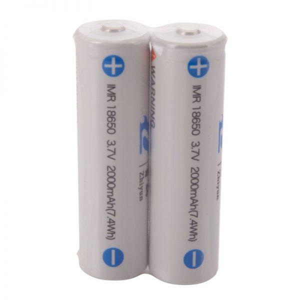Батарея Zhiyun 18650 Li-ion 2000mAh (2шт)