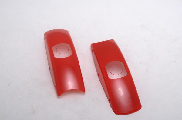 Подфарник корпуса моноколеса KingSong KS14B red (комплект - 2шт)
