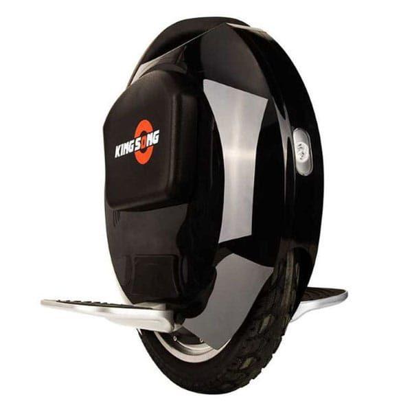 Моноколесо KingSong KS16A 840Wh Rubber Black