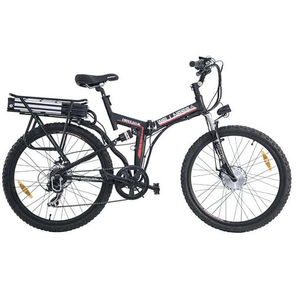 Электровелосипед Cross Dual