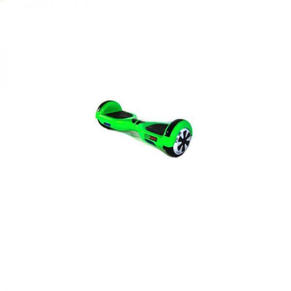 Гироскутер RusWheel Семёрка (Зеленый)