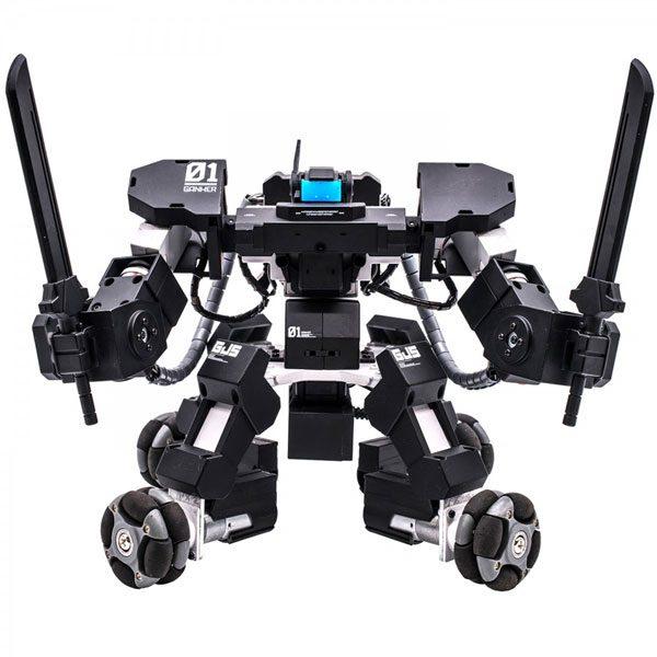 Боевой робот Ganker (базовая комплектация)