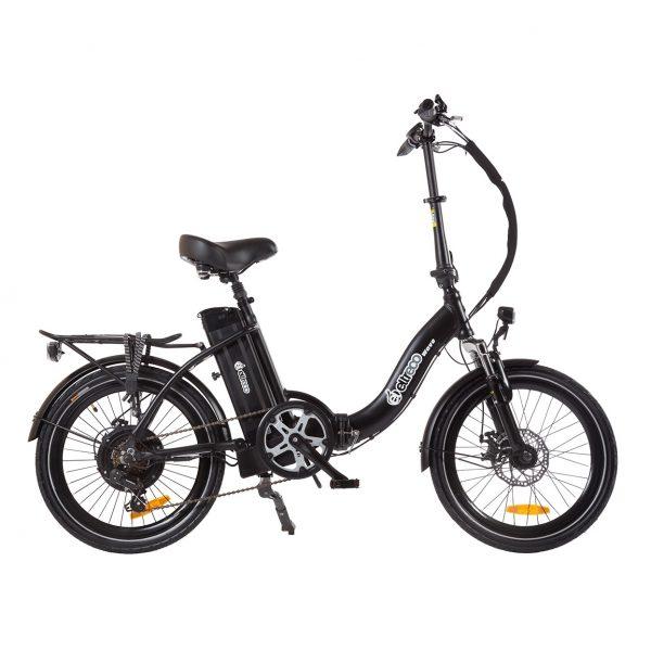 Велогибрид Eltreco TT 500W Black Matt