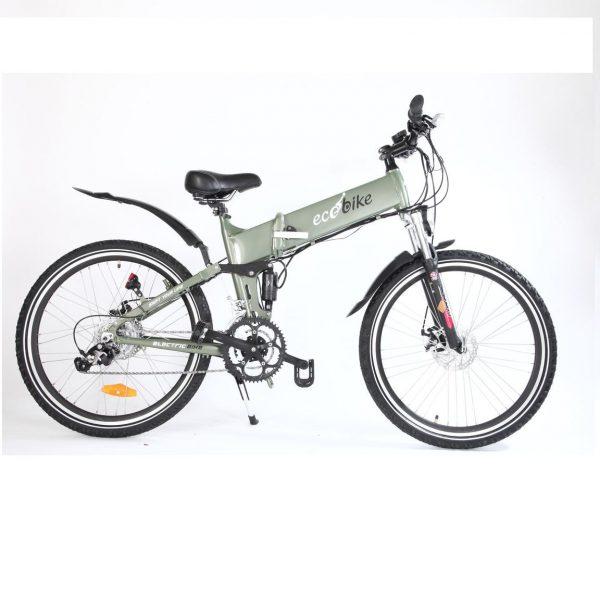 Ecobike Hummer (серебро металлик)