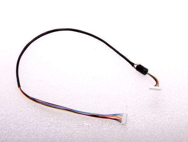 Проводное контактное кольцо JP13-232-17 (оба конца в чехле)