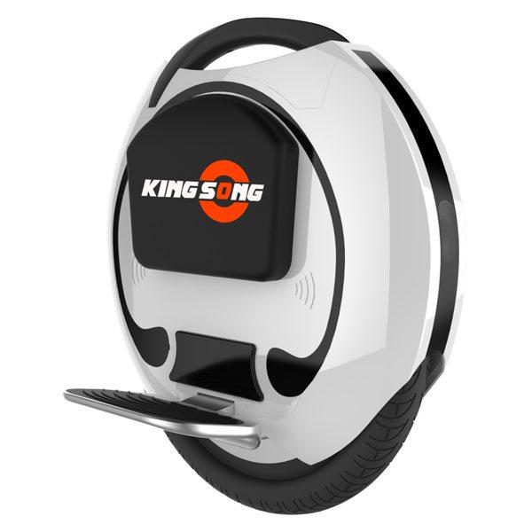 Моноколесо KingSong KS16A 680Wh White
