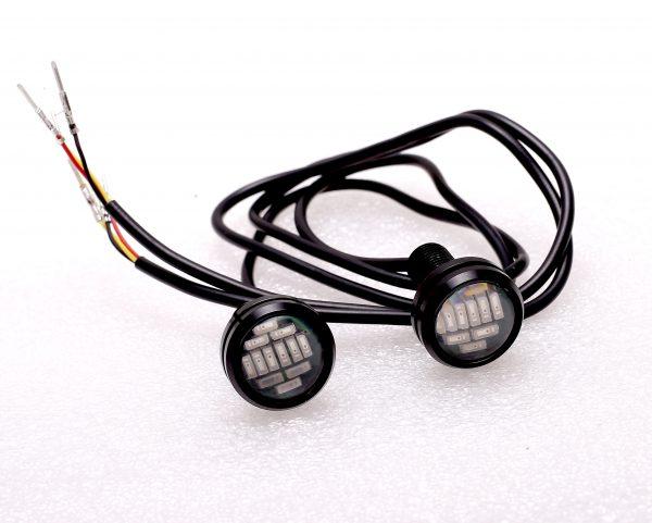 Габаритные огни задние электросамоката G8( 2 шт)