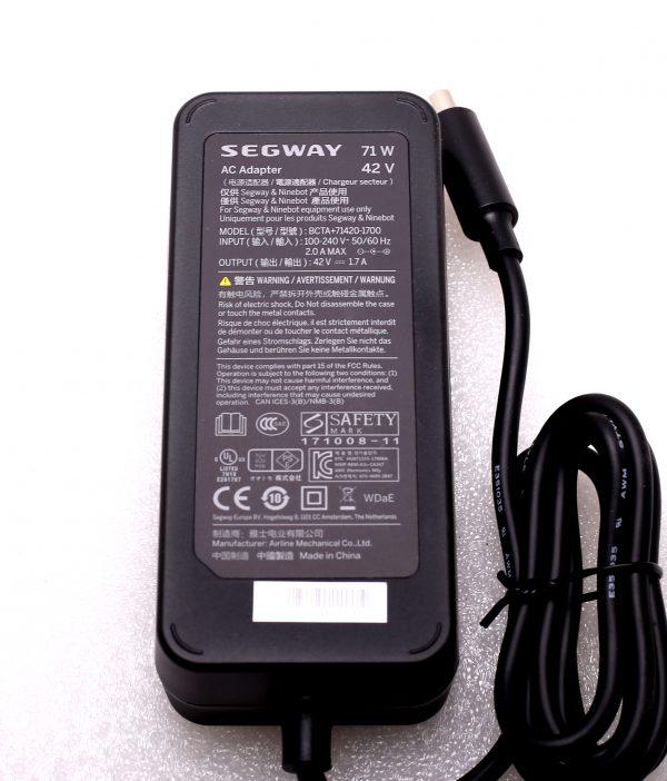Зарядное устройство (без провода) электросамоката NineBot ES1/ES2